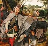 Bruegel: La Parabole des aveugles
